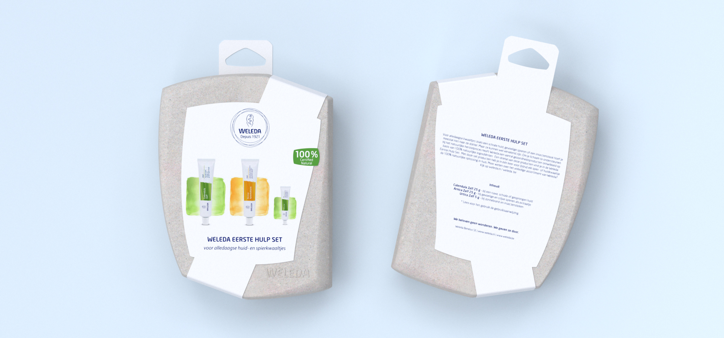 Render of concept packaging